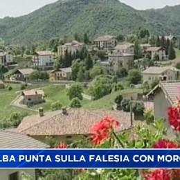 Cornalba punta su Simone Moro: la falesia al centro di un ampio progetto turistico