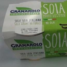 Latte non segnalato, rischio allergie La Coop ritira un dessert di soia