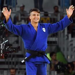 Rio, Basile trionfa nel Judo Suo l'oro numero 200 dell'Italia