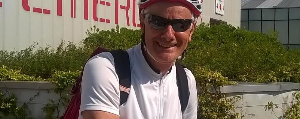 Valle Imagna-Bergamo e ritorno Pendolare sì, ma in bicicletta