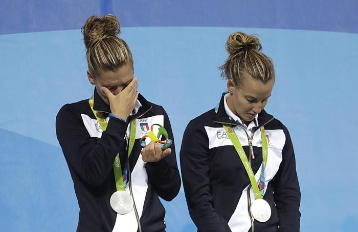 Tania Cagnotto e Francesca Dallapè
