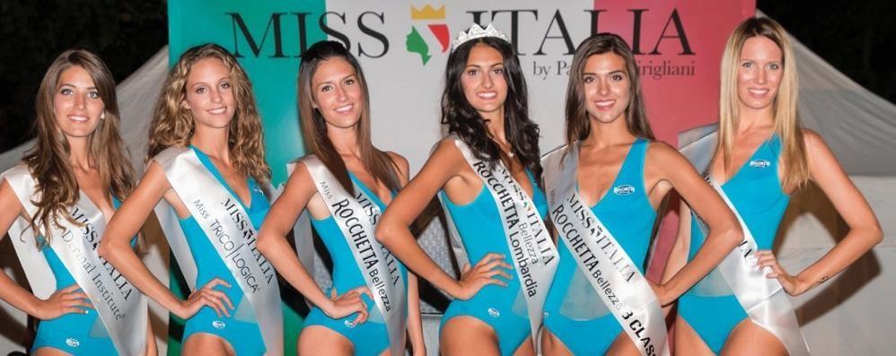 Miss Italia, settima selezione regionale Nicole da Calusco vola alle pre-finali