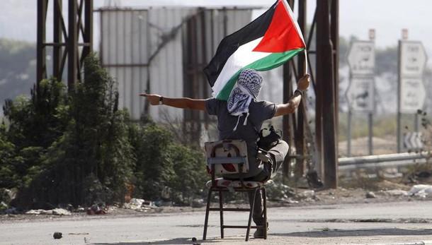 Palestina via da Google Maps, proteste