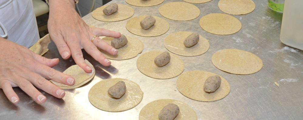 Piatti tipici a Rovetta con la sagra dei Bertù