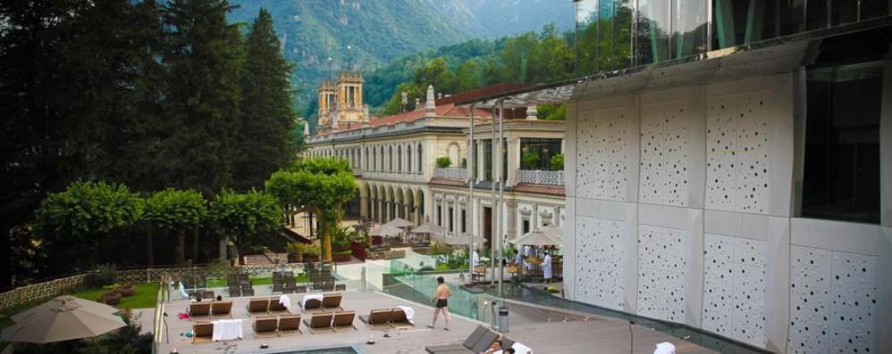 San Pellegrino, le terme volano + 40% e piacciono ai turisti stranieri