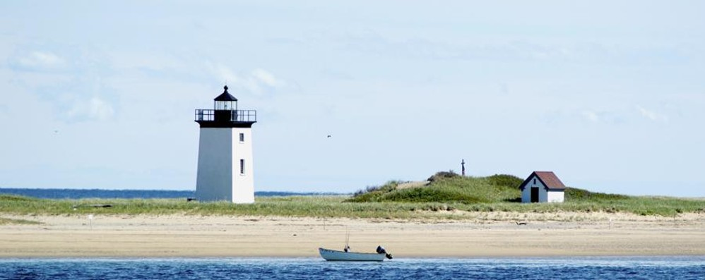 Cape Cod, dove nascono gli States Tra fari, mais, indiani e la luce di Hopper