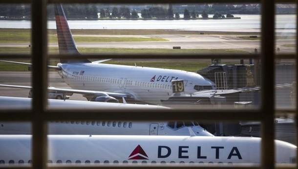 Delta: cancellati altri 250 voli