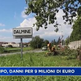 Maltempo, il 31 Luglio danni per 9 milioni di euro
