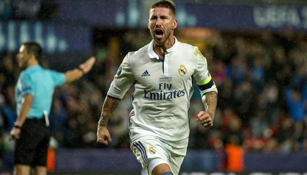Real Madrid vince la Supercoppa europea