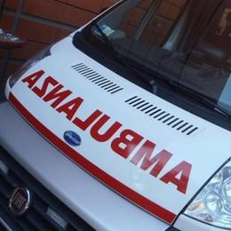 Schianto in moto nel Mantovano Bergamasco in rianimazione