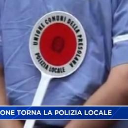 Castione, torna il comando di polizia locale