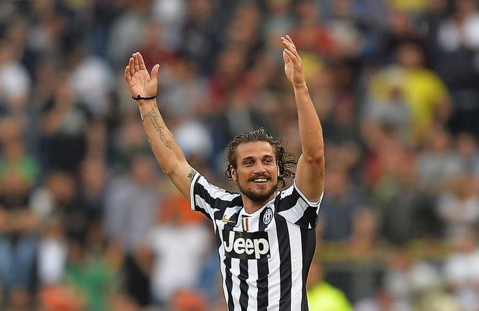 Con la Juventus ha giocato sei mesi vincendo uno scudetto