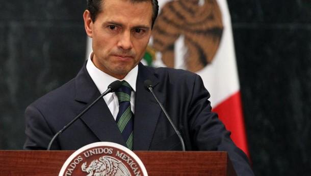 Pena Nieto ripete, Messico non paga muro