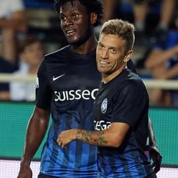 Il Papu Gomez dà la carica all'Atalanta «Punti decisivi, ora serve vincere»