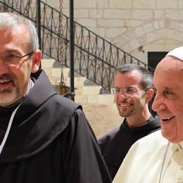 Padre Pizzaballa: dialogo e pace Segui qui  la  diretta dell'ordinazione