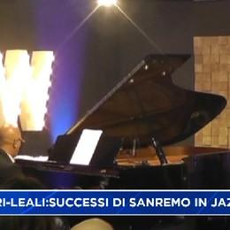 Al Donizetti per beneficenza, Bruno Santori e Fausto Leali trasformano i successi di Sanremo in jazz