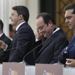 Il fronte anti rigore L'Europa del Sud c'è