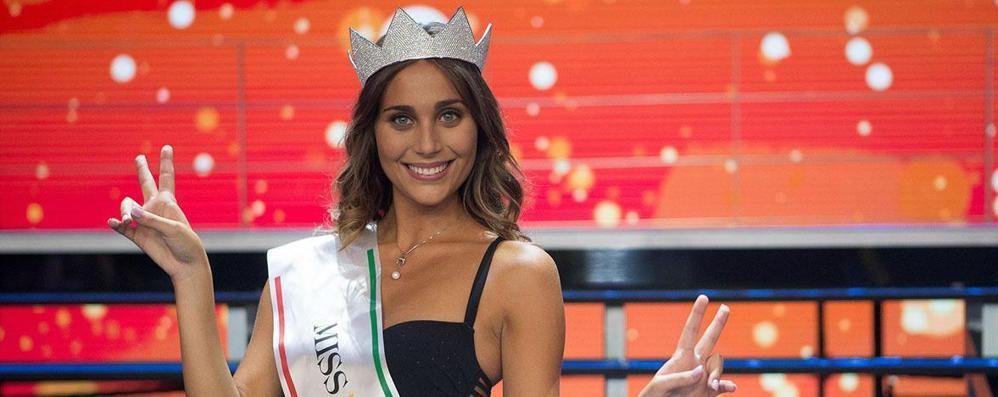 Rachele Risaliti è la nuova Miss Italia Video-intervista: «Il mio sogno è realtà»