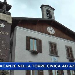 Azzone, il Comune pensa ad una casa-vacanze nella Torre Civica