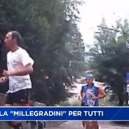 Bergamo, domenica torna la Millegradini per tutti