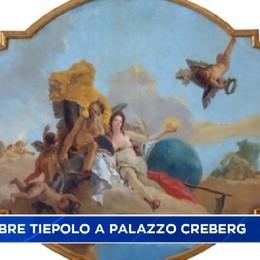 Dal 7 ottobre Tiepolo a Palazzo Creberg