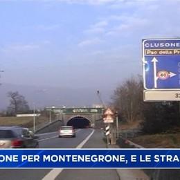 Un milione per Montenegrone, e le strade?