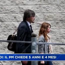Processo Morandi: chiesti 5 anni e 4 mesi