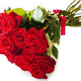 Un mazzo di cinquanta rose rosse è stalking: condannato un 70enne
