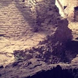 Domenica riapre l'area archeologica di vicolo Aquila Nera in Città Alta