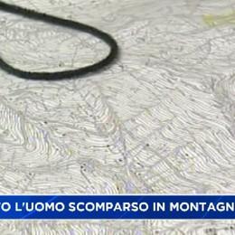 Trovato senza vita l'uomo scomparso martedì