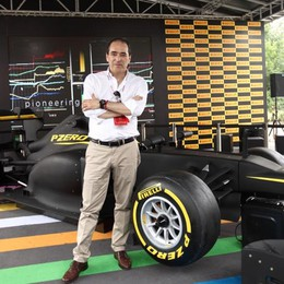 Ha portato Pirelli in Cina Ora guida il gruppo per l'Asia-Pacifico