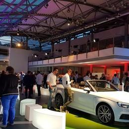 Show da Bonaldi per la nuova Audi A3