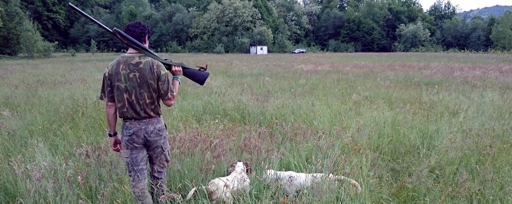 Domenica al via la stagione della caccia Ritornano le doppiette e le polemiche