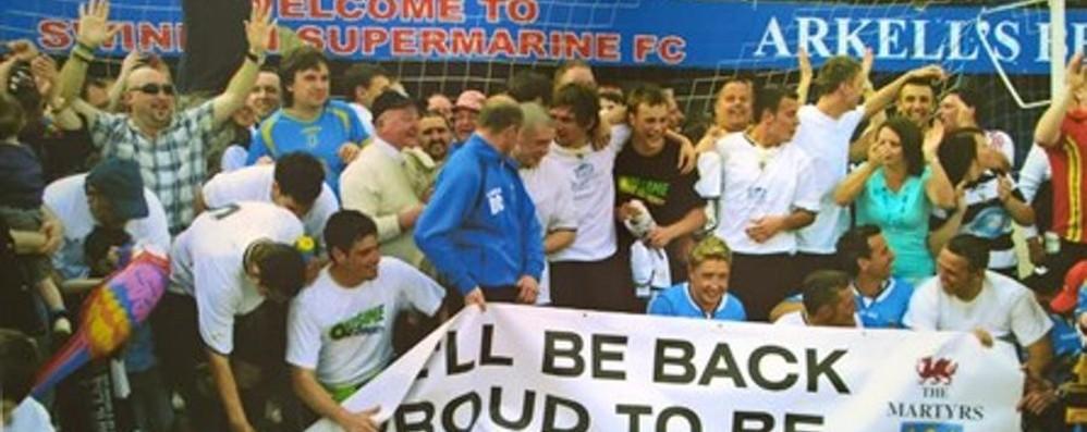 La partita con il Merthyr 29 anni fa In Galles è «Atalanta weekend»