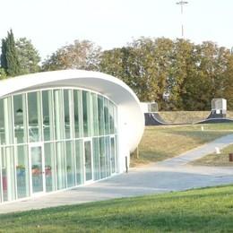 Orio al Serio, s'inaugura il nuovo parco Opera avveniristica che guarda al  futuro
