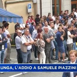 Pradalunga. I funerali di Samuele Piazzini