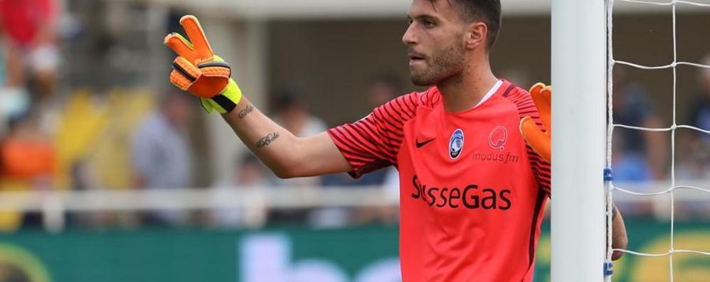 Sportiello si ferma: mal di schiena Cagliari-Atalanta, rebus formazione