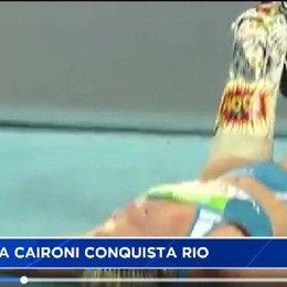 Martina Caironi conquista Rio