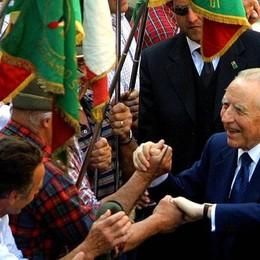 Un registro di condoglianze per Ciampi A Bergamo nella sede della Provincia