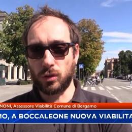 Bergamo. Settanta incidenti in tre anni, cambia la viabilità sotto il viadotto di Boccaleone