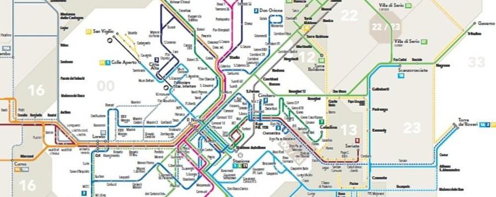 Ecco il nuovo portale di Atb C'è la mappa completa dei trasporti
