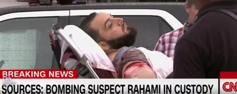 Gli attentati a New York Catturato un sospetto