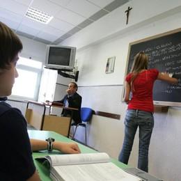 Scuola, mancano ancora insegnanti Graziani: «Procedure evase entro il 26»