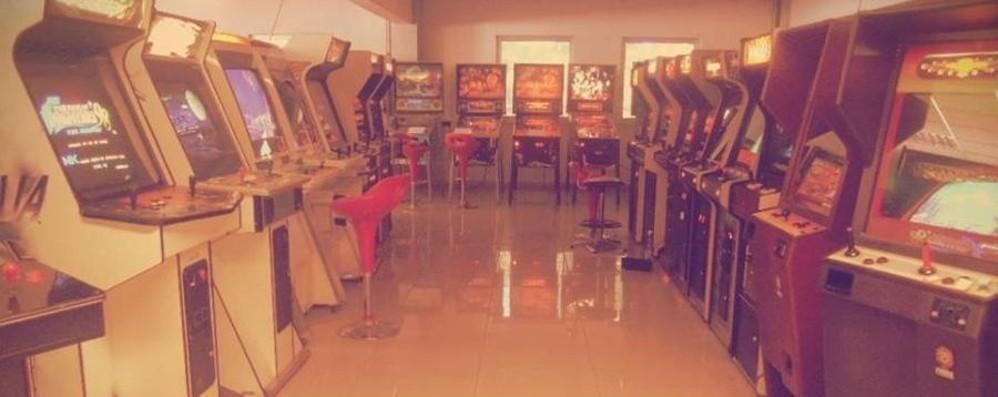 Arcade mania, a Bagnatica  si torna in sala giochi
