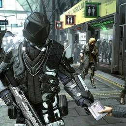 Deus Ex: Mankind Divided Razzismo cyberpunk