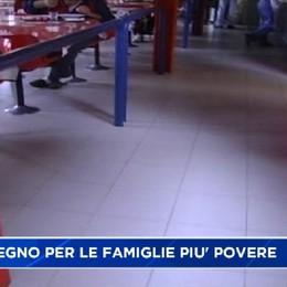 Famiglie povere, aiuti fino a 400 euro al mese