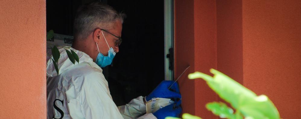 Il killer  ha lasciato 4 tracce di sangue Seriate, si indaga anche su Facebook
