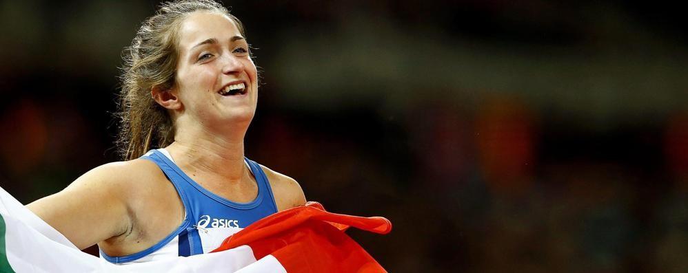 Rio, iniziata l'avventura di Martina Caironi «Disabilità? Una variabile  dell'esistenza»