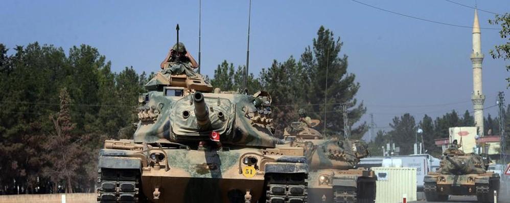 Risiko in Siria Onu impotente