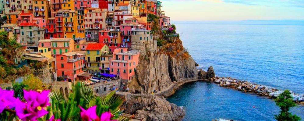 Foliage in Liguria A caccia di colori